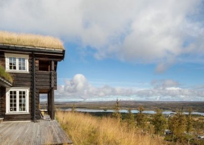 Utsikt mot Tisleifjorden