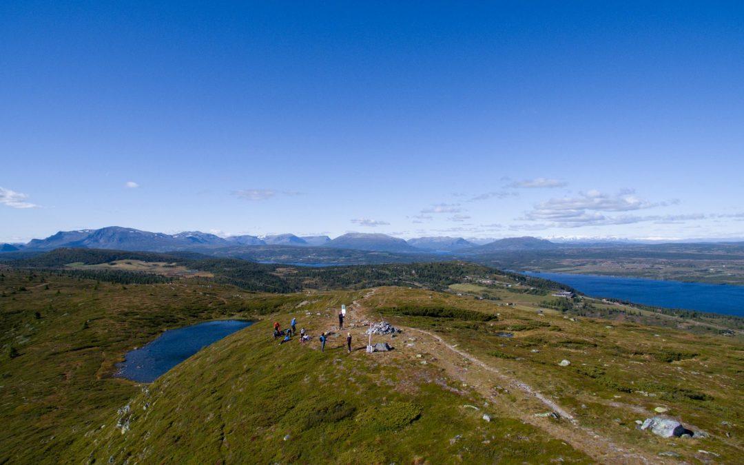 Velkommen til Norges flotteste område for aktivitet hele året!